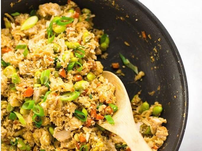 Chicken Cauliflower Recipe Healthy Eating