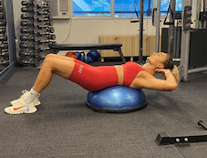 Using the Bosu for Exercise