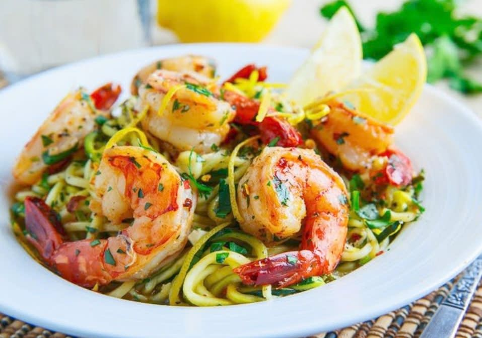 Weight Loss with Prawns