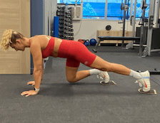 Sliders for Core Training